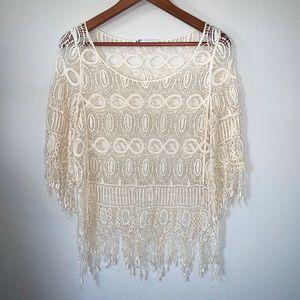 Jolt Crochet Top